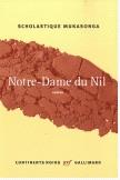Mukasonga Notre Dame du Nil