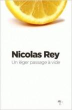 Nicolas Rey - Un léger passage à vide - Au diable Vauvert