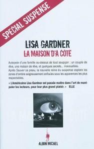 Gardner - La maison d'à côté - Albin Michel