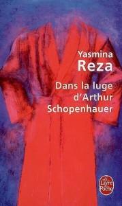 Reza - Dans la luge d'Arthur Schopenhauer - Poche