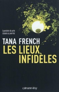 French - Les lieux infidèles - Calmann Levy