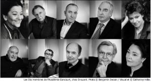 Académie Goncourt - Membres 2013