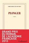 Christophe Ono-dit-biot - Plonger - Gallimard
