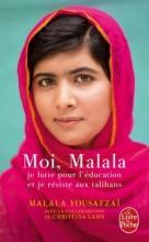 Malala Yousafzai - Moi Malala - Livre de poche
