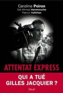 Caroline Poiron - Attentat express - Seuil