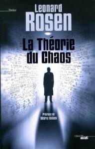 Leonard Rosen - La théorie du chaos - Cherche Midi
