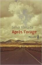 Selva Almada - Après l'orage - Métailié