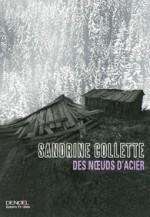 Sandrine Collette - Des noeuds d'acier - Denoel