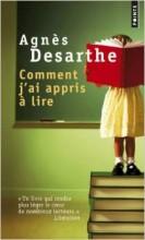 Agnès Desarthe - Comment j'ai appris à lire - Points