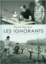 Etienne Davodeau - Les ignorants - Futuropolis