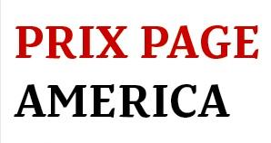 Festival America  - Prix Page