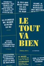 Adrien Gingold - Le tout va bien - Le Tripode