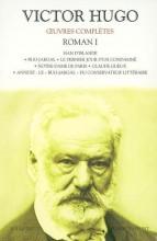 Victor Hugo - Oeuvres complètes - Roman 1 - Bug Jargal - Robert Laffont - Bouquins