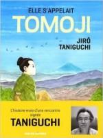 Jirô Taniguchi - Elle s'appellait Tomoji - Rue de Sèvres