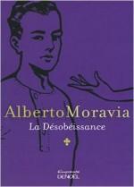 Alberto Moravia - la Désobéissance - Denoël