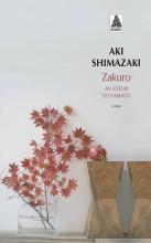 Aki Shimazaki - Zakuro - Actes Sud Babel