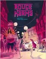 Eddy Simon Pierre Henry Gomont - Rouge Karma - Sarbacane