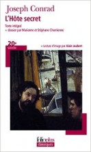 Joseph Conrad - L'Hôte secret - Folioplus classiques
