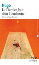 Victor Hugo - Le Dernier Jour d'un Condamné - Folio