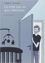 Fabien Toulmé - Ce n'est pas toi que j'attendais - Delcourt