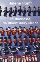 Helene Hanff - La duchesse de Bloomsbury Street - Payot