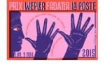 Prix Wepler La Poste 2015