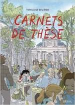 Tiphaine Rivière - Carnets de thèse - Seuil