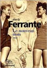 Elena Ferrante - Le nouveau nom - l'amie prodigieuse 2 - Gallimard