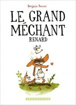 Benjamin Renner - Le grand méchant renard - Delcourt Shampooing