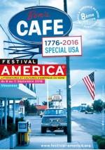 Festival America 2016 - 8 au 11 septembre 2016
