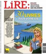 Magazine LIRE - Juillet aout 2016 - #447 - Ian McEwan