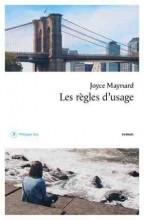 joyce-maynard-les-regles-dusage-philippe-rey