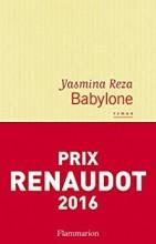 yasmina-reza-babylone-flammarion