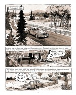 La forêt des renard perdus - planche 1