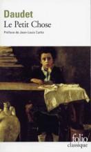 Alphonse DAUDET - Le petit chose - Folio