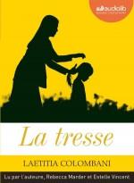 Laetitia Colombani - La tresse - Audiolib