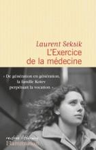 Laurent SEKSIK - L'exercice de la médecine - Flammarion