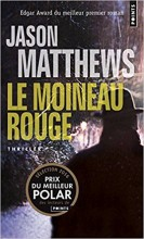 Jason MATTHEWS - Le moineau rouge - Points