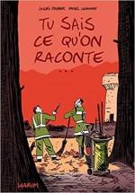 Tu sais ce qu'on raconte ... (BD) Gilles Rocher Daniel Casanave