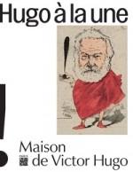 Caricatures - Hugo à la une