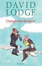 David Lodge - Changement de décor - Rivages