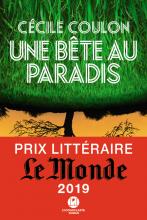 Cécile COULON - Une bête au paradis - Iconoclaste